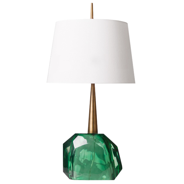 TABLE LAMP EMERALD